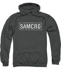 soa samcro sons of anarchy biker motorcycle club tattoo pullover hoodie m-3xl