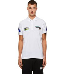 polera astars t night new b polo shirt blanco diesel