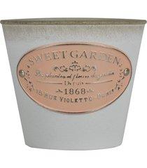 vaso vintage 1868 sortido - tricae