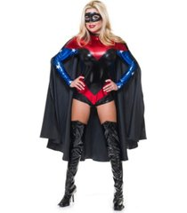 buyseasons black cape adult costume
