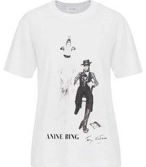 ida ab x to david bowie a-082003-109 t-shirt