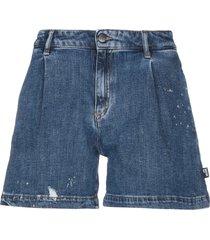 love moschino denim shorts