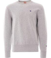 reverse weave sweatshirt - grey 214676-gry