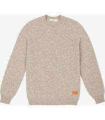 cashmere sweater grey 56