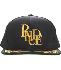 rhude podium embroidered cap