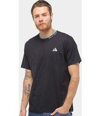 camiseta fila trek masculina - masculino