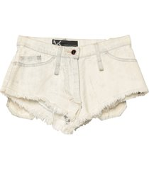 andrew mackenzie denim shorts