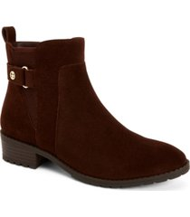 giani bernini eilee booties, created for macy's women's shoes