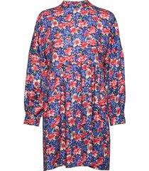 edie dress korte jurk multi/patroon storm & marie
