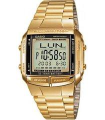 reloj casio kcasdb-360g-9a-dorado