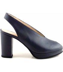 sandalia azul briganti mujer isabella