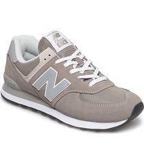 ml574egk shoes sport shoes low-top sneakers grijs new balance