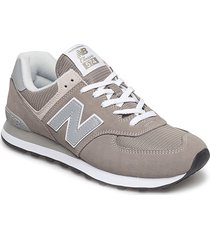 ml574egk shoes sport shoes low-top sneakers grijs new balance