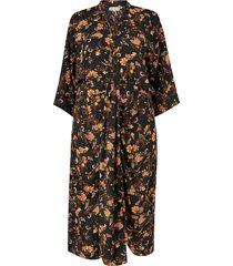 klänning carretrotapestry 3/4 calf dress