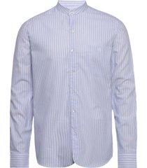 bridge shirt overhemd casual blauw forét