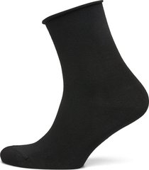 ladies anklesock, bamboo comfort top socks lingerie socks footies/ankle socks svart vogue