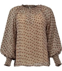 blouse enzo bruin