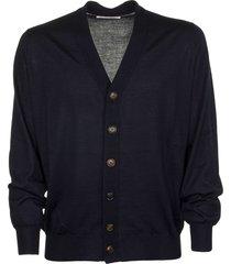 brunello cucinelli cashmere and silk lightweight cardigan sweater