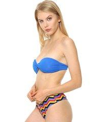 bikini azul lecol alice