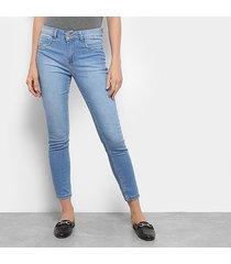 calça jeans sawary hot pants skinny feminina