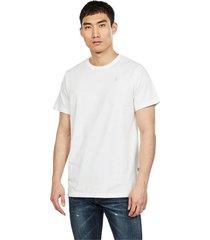 g-star d16411 336 case-s r t t shirt and tank men white