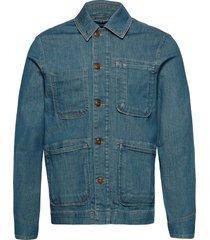 grand elo cle k0694 jacket jeansjacka denimjacka blå gabba