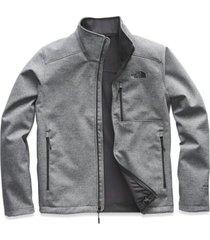 chaqueta apex bionic 2 gris the north face