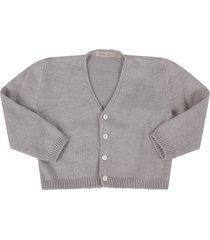 little bear grey cardigan for baby kid