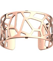 les georgettes by altesse exotic spot openwork adjustable cuff girafe bracelet, 25mm, 1in