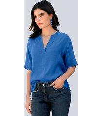 shirt alba moda royal blue