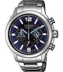relógio citizen eco-drive tz20911f ca4381-81e masculino