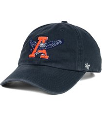 '47 brand auburn tigers clean up cap