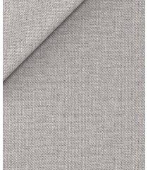 giacca da uomo su misura, reda, hopsack pura lana grigio chiaro, quattro stagioni | lanieri