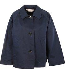 marni 3 buttons oversized jacket