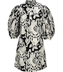 see by chloé see by chloe graphic print mini dress