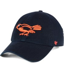 '47 brand baltimore orioles core '47 clean up cap
