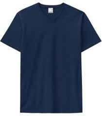 camiseta tradicional malha malwee masculina - masculino