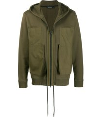 craig green double chest pocket hoodie