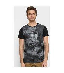camiseta black knight brooklyn masculina