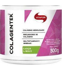 colagentek pote c/ 300 g - vitafor