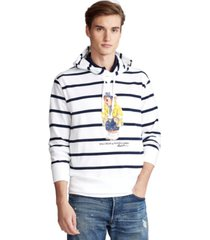 polo ralph lauren men's cp-93 bear mesh hoodie