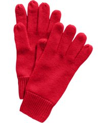 charter club cashmere tech gloves, created for macy's
