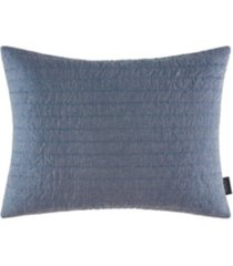 """nautica jeans co quilted 14"""" x 20"""" throw pillow bedding"""