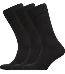 true ankle sock 3-pack underwear socks regular socks svart amanda christensen