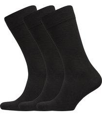 true ankle sock 3-pack underwear socks regular socks svart amanda christensen