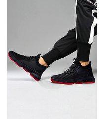 moda para hombre soft cómodas y transpirables al aire libre zapatillas para correr