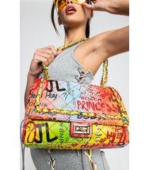 akira omgikr graffiti purse