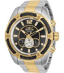 reloj bolt invicta modelo 31471 dorado