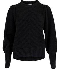 kelsey knit blouse
