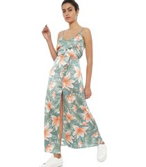 vestido eclipse ivy multicolor - calce regular
